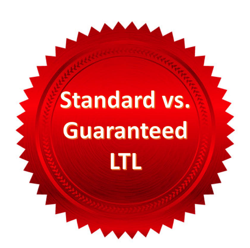 Standard vs. Guaranteed LTL